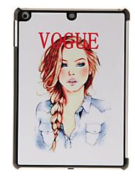 Sexy Girl Muster PC Hard Case für iPad Air