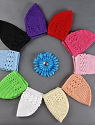 Girls/Boys Hats & Caps Bandanas , Winter Cotton Blends