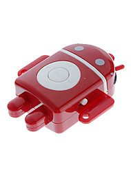 TF Card Reader Mini Robot portatile Modello Digital MP3 Player (M11)