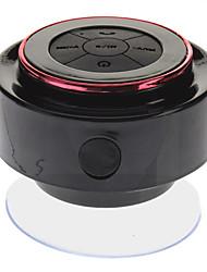 Waterproof Président Portable Bluetooth avec micro et ventouse