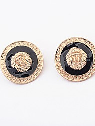 Shadela Vintage Gold Fashion Earrings CE055