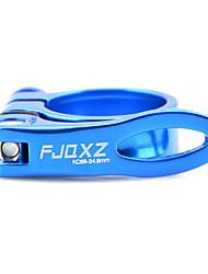 FJQXZ aluminium legering Blue Bicycle Zadelpenklem