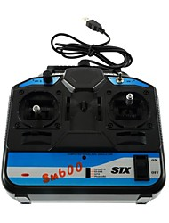 6-CH RC Helicopter plan Flight Simulator USB New Mode1