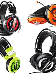 E-3LUE 007 Headphone Over Ear Gaming  with Microphone For PC