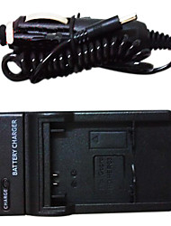 Charger for Gopro Hero3+/3 battery(Included Car Cord,EU Plug)