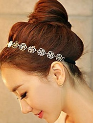 ETO Elegant Cut Out Flower Hair Clasp