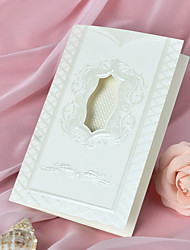 European Style Wedding Invitation - Set of 50