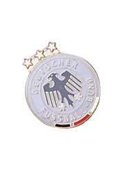 2014 World Cup Germany National Team Badge