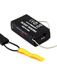 AR6100E Empfänger 2,4 GHz 6-Kanal RC JR DX6i DX7 DX8