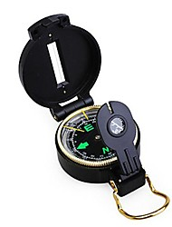 Military Marching Lensatic Compass-Black