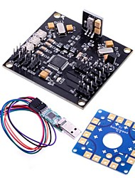 KK V5.5 Multi Flight Controller Board w/V2.1 Program Module for Multicopter