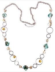 Die neue Shell Halskette