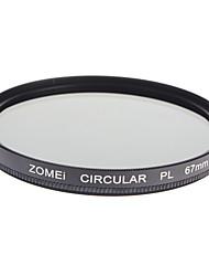 Zomei Professionelle Optical CPL Filter Zirkular Polfilter Super-HD-Klasse-Filter (67mm)