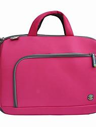 Yishang elegante borsa del computer portatile (viola)