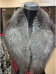 Collars Feather/Fur Gray Party/Evening / Casual