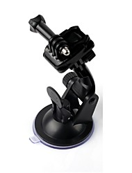 Screw Suction Cup Mount / Holder For Gopro 5 Gopro 3 Gopro 3+ Gopro 2Auto Snowmobiling Aviation Film and Music Boating Kayaking