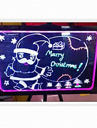 Handwritten Fluorescence LED Advertising Board
