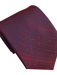Italie Style Classique Rouge de musique pour hommes Remarque Design Partie Cravate Loisirs