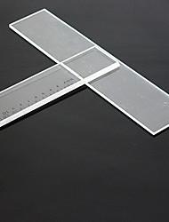 Règles de plastique de 90 * 26 * 0,4 cm