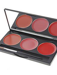 DANNI 3 Color Lip Gloss(Color No.11)
