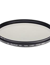 Zomei Professional Camera Super dünne ND-Filter HD Glass Filter (72 mm)
