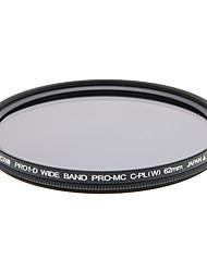 Nicna PRO1-D Digital Filter Wide Band Slim Pro Multicoated C-PL (62mm)