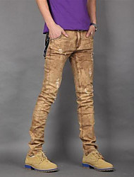 Casual Slim Fashion Jeans pour hommes