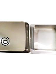 Style Keyboard Eraser clip caso di immagazzinaggio Box Desktop Organizer