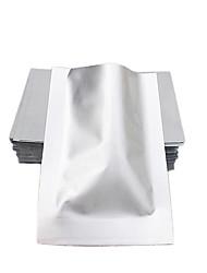 Bleuets 7*12cm Food Powder Capsule Pill Vacuum Pure Aluminum Foil Bags