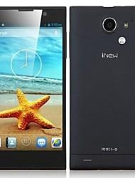 "INew v3 5.0 ""Android 4.2 3G-Smartphone (Dual-Kamera, Dual-SIM, 3G, WiFi, Quad-Core 1,3 GHz, 16 GB ROM)"