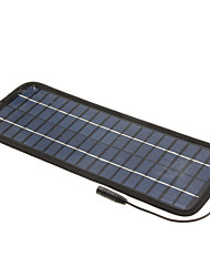 12V 4.5W High Quality Solar Car Battery Charger