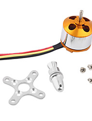 A2212 1400KV Brushless Outrunner Motor for RC Aircraft