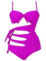 Donna Halter di un pezzo sexy Swimwear