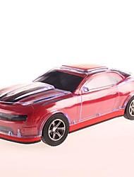 Trie frais B11 voiture rechargeable avec un disque flash USB et carte TF Lecteur MP3 Haut-parleur avec FM (couleurs assorties)