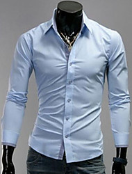 Men's Tops & Blouses , Cotton U2M5