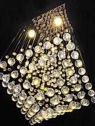 sl® четкие кристалл 4 огни скрытого монтажа в простой конструкции