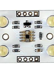 Novo Sensor módulo de reconhecimento TCS3200 cores com 2 Pinos