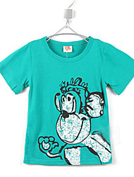 Girl's Tee Cotton Summer