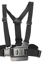 Accessoires pour GoPro Harnais Poitrine / Sangle de poitrine / Avec Bretelles / Bretelles d'épaule / FixationPour-Caméra d'action,Gopro