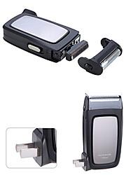 Venta caliente Flyco alternativa Hombres afeitadora con carga Plug Inside