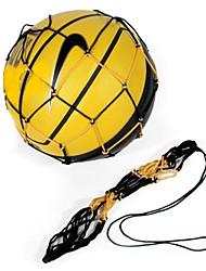 Nylon Net Ball Bag for 7# Basketball and 5# Football