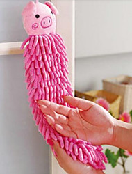 Practical Home & Car Cleaning Towel(Random Color)