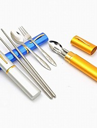 Stainless Steel Flatware 4 Sets