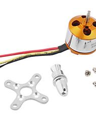 A2212 2200KV Brushless Outrunner Motor for RC Model