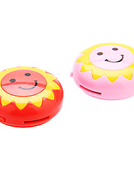 TF Card Reader Sun Flowers Digital Mp3 Player