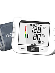 Automatic Digital Arm Blood Pressure Monitor (0~299mmHg, ±3mmHg, 4xAA Battery)