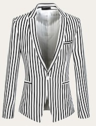 Men's Stripe Small Suit
