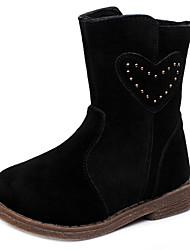 Chaussures bébé - Noir - Habillé / Décontracté - Cuir - Bottes