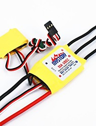 Mystery Cloud 50A brushless ESC with UBEC RC Speed Controller For RC Helicopter Airplane