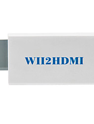 Wii mâle vers HDMI femelle Adaptateur V1.3 pour Wii 480P HDTV